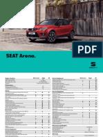 Arona Brochure 2019