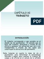 Capítulo XI Tránsito