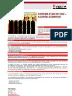Sistema Fixo de CO2