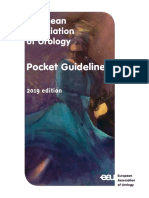 EAU Pocket Guidelines 2019