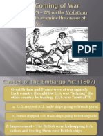 The Coming of War_embargo Act_PDF