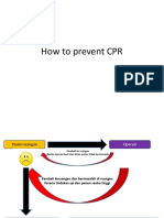 How to Prevent CPR