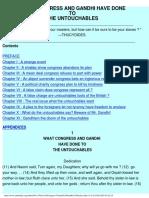 Writings & Speeches of Dr B R Ambedkar