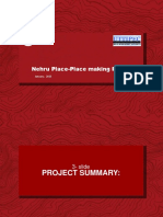 Nehru Place-place making project