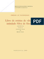 Valderrabano Silva de Sirenas