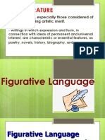 Figurative Language New