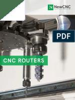 NewCNC Router Digital Catalog