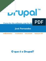 Slides Drupal Ecommarketing 2010