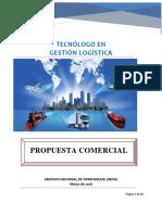 Evidencia 1.5 Propuesta Comercial