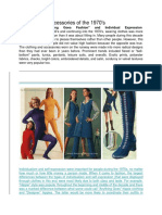Fashion and Accessories of the 1970.docx