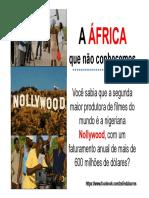 A África Que Não Conhecemos - Nollywood