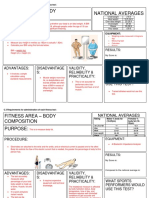 Learning aim C - BMI and BIA fitness test template.docx