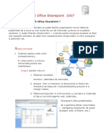 Microsoft Office Share Point Server 2007