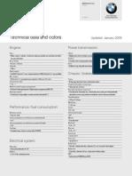 BMW Datenblatt F 800 R 9 01 08