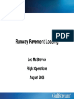 Runway Pave Load