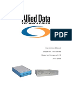 ALLIED DATA COPPERJET 821 DRIVERS DOWNLOAD (2019)
