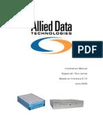 Allied Data CopperJet 817 Drivers Update