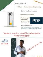 01 Aero Thrust Pendulum Introduction