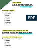 Aminoacidos polares