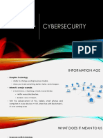 Cybersecurity in-Depth View - SAP