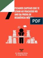 7 Pecados Capitais Que Te Levam Ao Fracasso No Ano Da Prova De Residência Médica.pdf