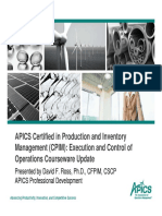 APICS Certified in Production and Inventory Management (CPIM ( PDFDrive.com )