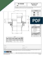 FD-100-DD Specification Sheet