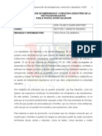 Plan de Prevencion de Emergencias y Atencion a Desastres Del Asds (1)