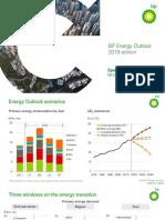 Energy outlook 2019
