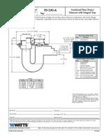 FD-230-A Specification Sheet