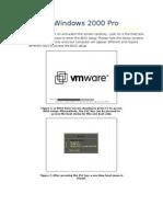 Installing Windows 2000 Pro