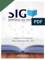 Revista SIG Belo Horizonte