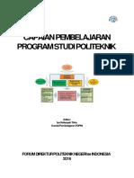 367918708 Capaian Pembelajaran Program Studi Politeknik Converted