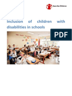 Manual Inclusion of Cwd in Schools Eng