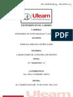 Analisis de La Parabola Del Cesped Verde