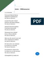 Pe tine te fericim - Wikisource.pdf