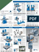 Boschert Punzonadora Corte Laser Dobladora Catalogo General