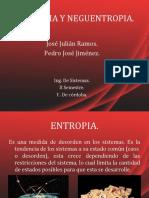 Tgs Entropia y Neguentropia