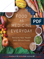 Food as Medicine Everyday, 2016