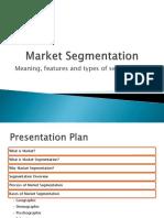 Market Segmentation Combined