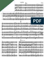 Lady Bird SMA Morristown - Full Score