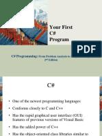 Ch1 programming languages