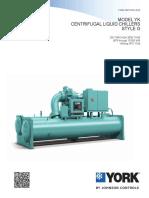 York YK Stye G Liquid Chiller Engineering Guide - (Form 160.75-EG1) (915).pdf