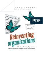 Summary on Frederic Laloux Book - Reinventing Organization