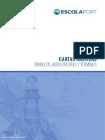 Carta Nautica Simbolos Abreviaturas y Terminos Usados
