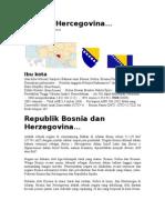 Bosna- Hercegovina