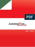 Brochure Adobenor 2019