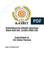 Transportation on Karachi Road and its impact on Economics Zeeshan Alam ARTICLE