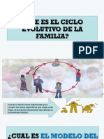 Ciclo Evolutivo de La Familia