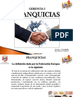 Franquicias example